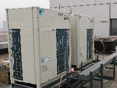 大金多联式空调系统设计安装维修保养